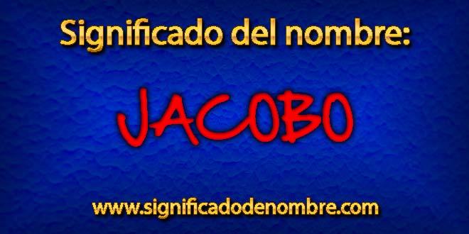 Significado de Jacobo