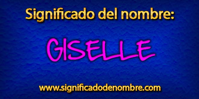 Significado de Giselle
