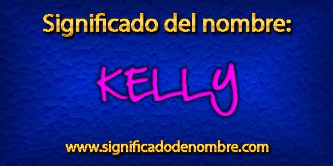 Significado de Kelly
