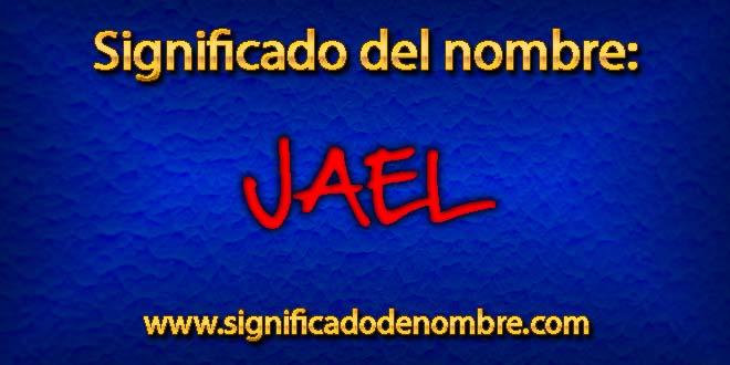 Significado de Jael