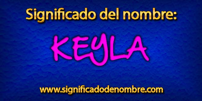 Significado de Keyla