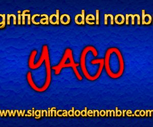 Significado de Yago
