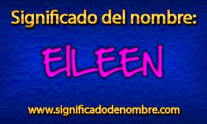 Significado de Eileen