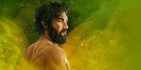 Abel, hijo de Adán y Eva.