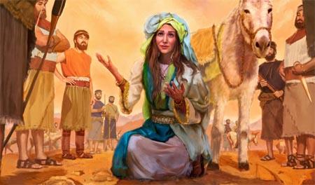 Abigail, esposa de David